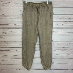 Anthropologie HEI HEI Moss Joggers Size Small !